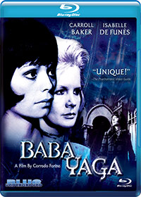 BABA YAGA (Blu-ray) – OUT OF PRINT