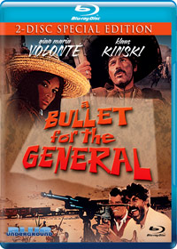 BULLET FOR THE GENERAL, A (2-Disc Special Edition) (Blu-ray)