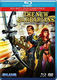 NEW BARBARIANS, THE (Blu-ray + DVD Combo Pack)