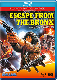 ESCAPE FROM THE BRONX (Blu-ray + DVD Combo Pack)
