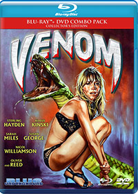 VENOM (Blu-ray + DVD Combo Pack) – OUT OF PRINT