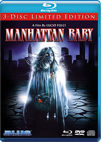 MANHATTAN BABY (3-Disc Limited Edition)