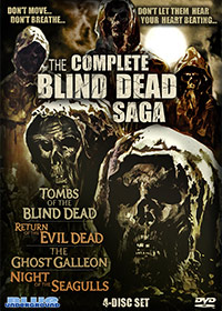 COMPLETE BLIND DEAD SAGA, THE (4-Disc Limited Special) – OUT OF PRINT