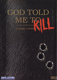 GOD TOLD ME TO – OUT OF PRINT