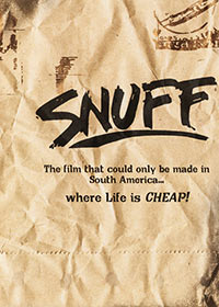 SNUFF (Limited Edition) – OUT OF PRINT