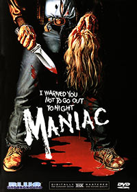 MANIAC – OUT OF PRINT