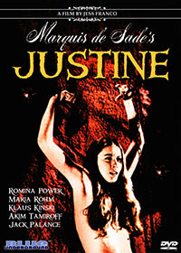 MARQUIS DE SADE'S JUSTINE – OUT OF PRINT