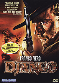 DJANGO – OUT OF PRINT