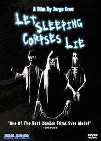 LET SLEEPING CORPSES LIE – OUT OF PRINT