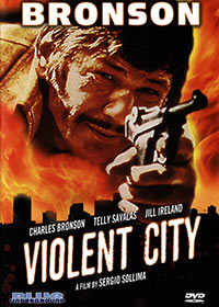 VIOLENT CITY – OUT OF PRINT