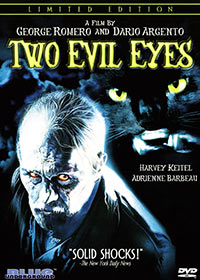 TWO EVIL EYES (2-Disc Limited Edition)