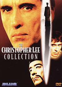 CHRISTOPHER LEE COLLECTION, THE (4-Disc Limited Edition) – OUT OF PRINT