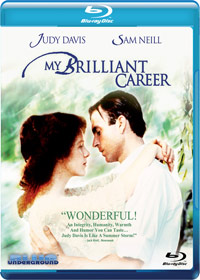 MY BRILLIANT CAREER (Blu-ray) – OUT OF PRINT