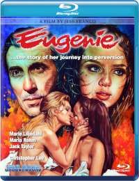 EUGENIE …THE STORY OF HER JOURNEY INTO PERVERSION (Blu-ray)