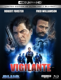 VIGILANTE (2-Disc Ltd Ed/4K UHD + Blu-ray)